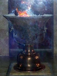 768. Yazd. Templo zoroástrico del Fuego