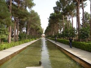 798. Yazd. Jardines Dolat Abad