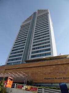 901. Shiraz. Hotel