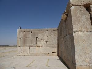 913. Persépolis. Acceso