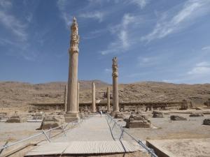 981. Persépolis