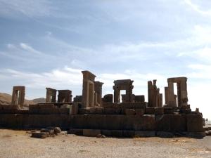 983. Persépolis. Palacio de Darío