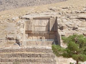 993. Persépolis. Tumba de Artajerjes II