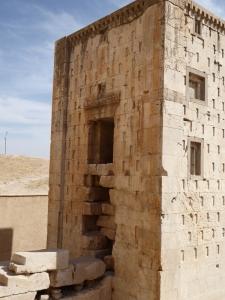 1037. Persépolis. Naqsh-e Rustam. Torre del Fuego