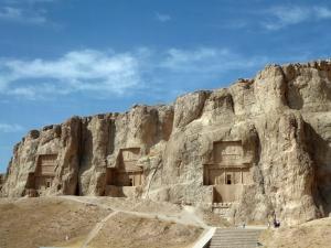 1044. Persépolis. Naqsh-e Rustam.
