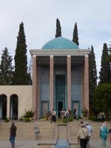 1058. Shyraz. Mausoleo del poeta Sa'di (1193-1291
