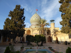 1074. Shyraz. Mausoleo de Ahmadi-ebne-Mussai (Alí Ibn Hamez)