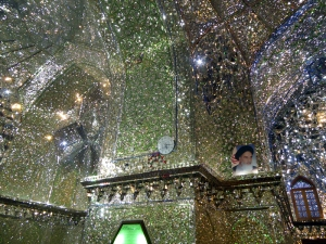 1083. Shyraz. Mausoleo de Ahmadi-ebne-Mussai (Alí Ibn Hamez)