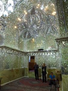 1093. Shyraz. Mausoleo de Ahmadi-ebne-Mussai (Alí Ibn Hamez)