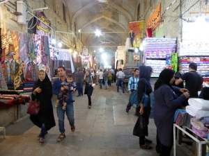 1111. Shyraz. Bazar