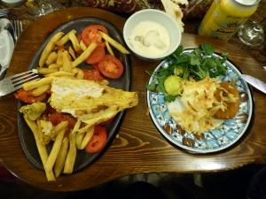 1114. Shyraz. Restaurante