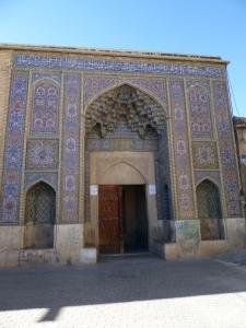 1121. Shiraz. Mezquita Nasr el Molk