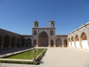 1122. Shiraz. Mezquita Nasr el Molk
