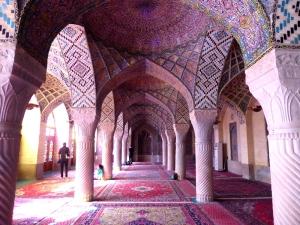 1123. Shiraz. Mezquita Nasr el Molk
