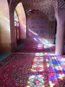 1133. Shiraz. Mezquita Nasr el Molk