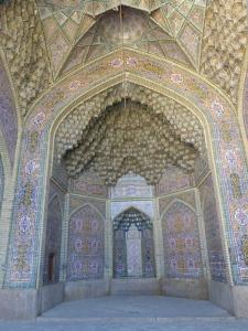 1136. Shiraz. Mezquita Nasr el Molk