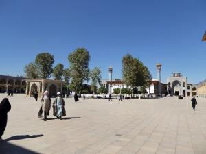 1145. Shiraz. Mausoleo Shah-e Cheragh