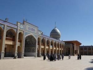 1150. Shiraz. Mausoleo Shah-e Cheragh