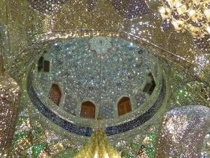1151. Shiraz. Mausoleo Shah-e Cheragh
