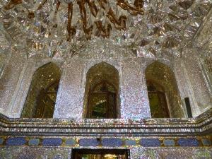 1153. Shiraz. Mausoleo Shah-e Cheragh