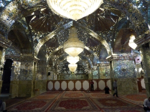 1162. Shiraz. Mausoleo Shah-e Cheragh