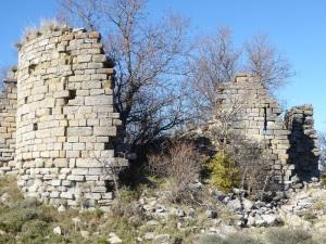 Ábside y capilla norte