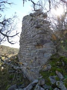 Muro norte 1