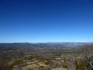 Turbón y Cotiella desde Montservós