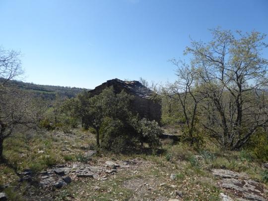 Roca Tupina. Casa 1
