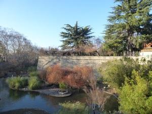 002. Pamplona. Jardines de la Taconera