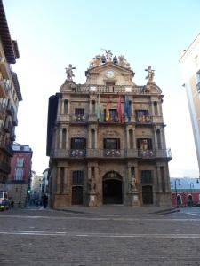 006. Pamplona. Ayuntamiento