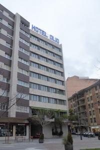 009. Valladolid. Hotel
