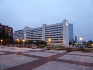 018. Pamplona. Clínica Universitaria