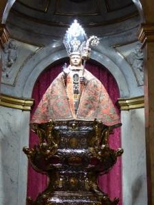 024. Pamplona. San Lorenzo. Capilla de San Fermín