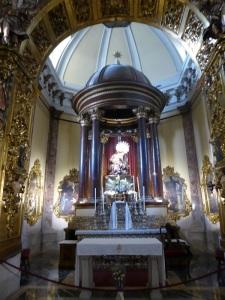 029. Valladolid. Iglesia de las Angustias. Capilla de Ntra. Sra. de las Angustias