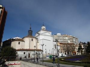 031. Valladolid. Iglesia de las angustias