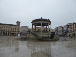 033. Pamplona. Plaza del Castillo