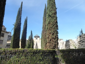 036. Valladolid. Restos de la colegiata de Santa María