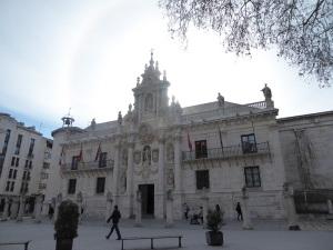 040. Valladolid. Universidad
