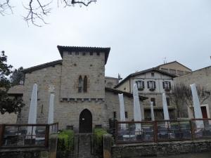 041. Pamplona. Rincón del Caballo Blanco