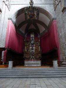 042. Valladolid. Catedral. Presbiterio
