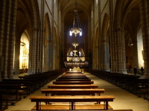 046. Pamplona. Catedral. Interior