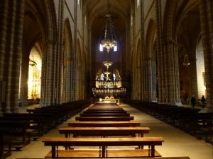 046. Pamplona. Catedral. Interior