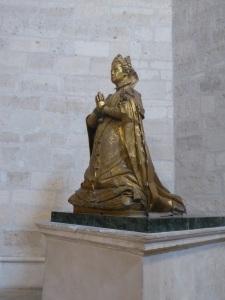 077. Valladolid. San Gregorio. Museo Nac. Escultura. Capilla funeraria Fray Alonso de Burgos. Duques de Lerma de Pompeo Leoni y Juan de Arfe