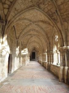 085. Monasterio de Irantzu. Claustro