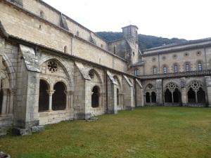 088. Monasterio de Irantzu. Claustro