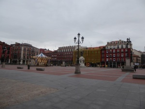 100. Valladolid. Plaza Mayor