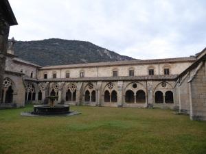 103. Monasterio de Irantzu. Claustro