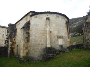 110. Monasterio de Irantzu. Iglesia de San Adrián