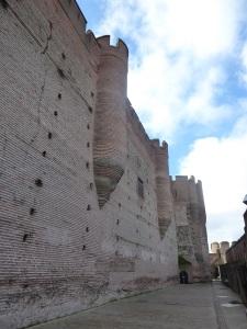 114. Medina del Campo. Castillo de la Mota